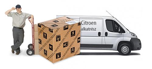 Citroen, peugeot alkatrész szállítás