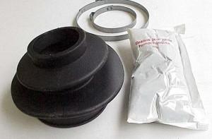 Citroen 2CV féltengely belső gumiharang 10