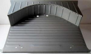 Citroen 2CV csomagtér fenéklemez komplett