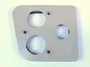 Citroen 2CV hátsó lámpa távtartó szürke 5