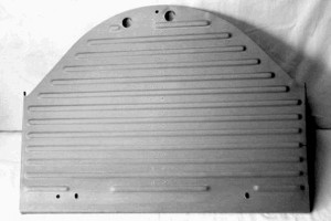 Citroen 2CV csomagtér fenéklemez 8