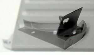 Citroen 2CV csomagtér fenéklemez tartó