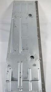 Citroen 2CV padlólemez 4