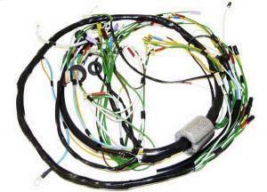 Citroen 2CV első kábelköteg