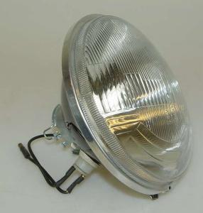Citroen 2CV fényszóró optika