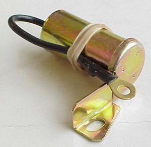 Citroen 2CV gyújtás kondenzátor