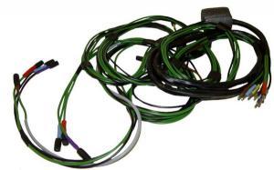 Citroen 2CV hátsó kábelköteg