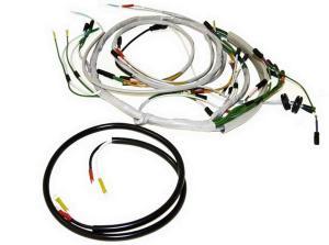 Citroen 2CV központi kábelköteg