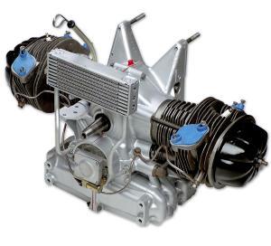 Citroen 2CV motor