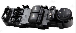 Citroen C4 ablakemelőkapcsoló panel